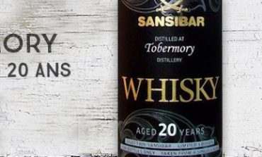 Tobermory - 1994/2014 - 20yo - 49.6% - Sansibar