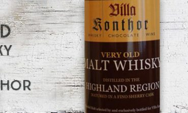 Very Old Malt Whisky - 44.4% - Villa Konthor - Fino Cask