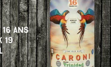 Caroni - 1997/2013 - 16yo - 46% - Cask 19 - Silver Seal - Trinidad & Tobago