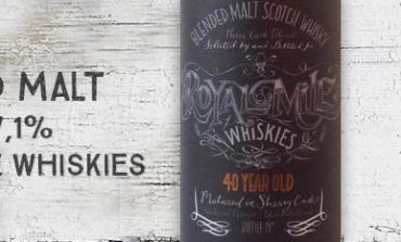 Blended Malt - 40yo - 47,1% - Royal Mile Whiskies