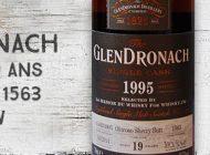 Glendronach 1995/2014 19yo 54,2% Cask 1563 OB  for La Maison Du Whisky