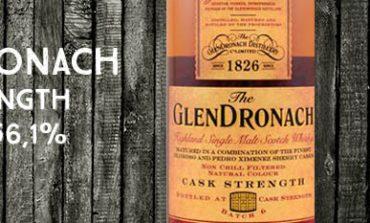 Glendronach - Cask Strength - 56,1% - OB - Batch 6