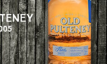 Old Pulteney - Flotilla 2005 - 46% - OB