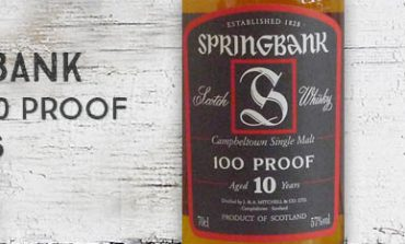 Springbank - 10yo - 100 Proof - 57% - OB - 2006