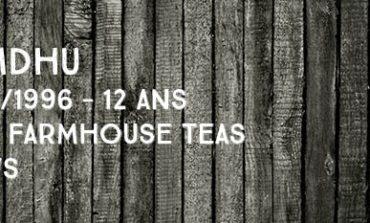 Tamdhu - 1984/1996 - 12yo - 8.5 - Farmhouse teas - 58,3% - SMWS