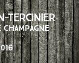 Vallein-Tercinier – Grande Champagne – Lot 65 – 46% – 2016