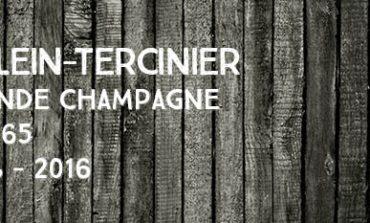 Vallein-Tercinier - Grande Champagne - Lot 65 - 46% - 2016