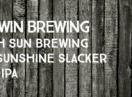 Evil Twin Brewing / 7venth Sun Brewing - Citra Sunshine Slacker - 4,5% - IPA