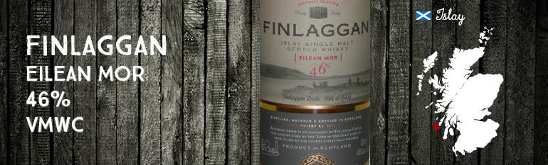 Finlaggan – Eilean Mor – 46% – The Vintage Malt Whisky Company