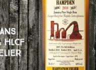 Hampden - 2010/2016 - 6yo - 60% - Velier - Habitation Velier - LROK & HLCF - For 60th Anniversary LMDW - Jamaïque