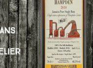 Hampden - 2010/2016 - 6yo - 68,5% - Velier - Habitation Velier - HLCF - Jamaïque