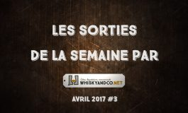 Les sorties de la semaine : avril 2017 #3
