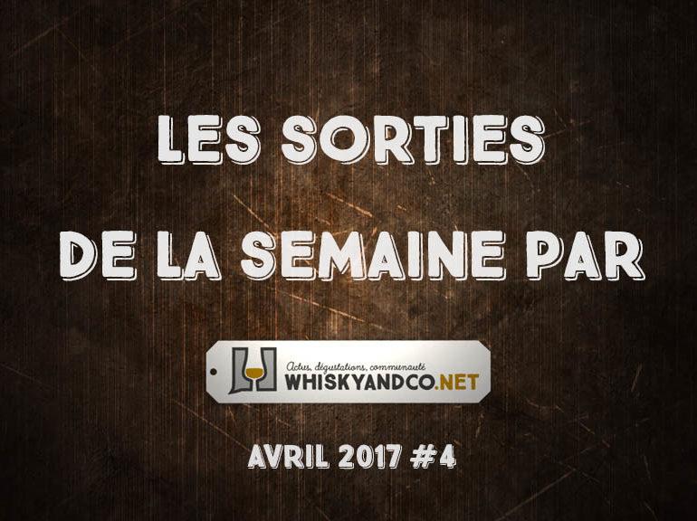 Les sorties de la semaine : avril 2017 #4