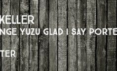Mikkeller - Orange yuzu glad i say porter - 6% - Porter