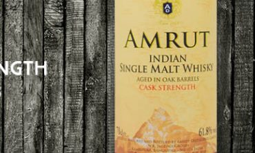 Amrut - Cask Strength - 61,8% - OB - Batch 73