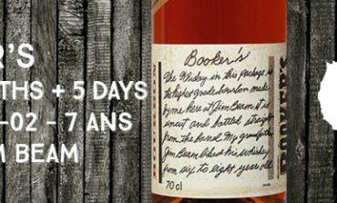 Booker's - 07 + 2 months + 5 days - Batch 2015-02 - 7yo - 63,7% - Jim Beam