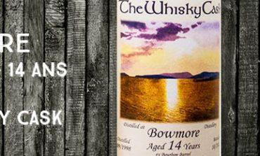 Bowmore - 1998/2012 - 14yo - 50,9% - The Whisky Cask