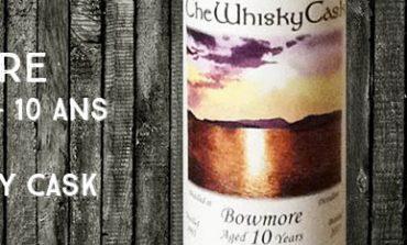 Bowmore - 2003/2013 - 10yo - 59,5% - The Whisky Cask