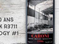 Caroni - 1996/2016 - 20yo - 70,28% - Cask R3711 - Velier - Trilogy #1 - for LMDW 60th Anniversary - Trinidad & Tobago