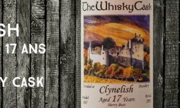 Clynelish - 1995/2012 - 17yo - 53,6% - The Whisky Cask
