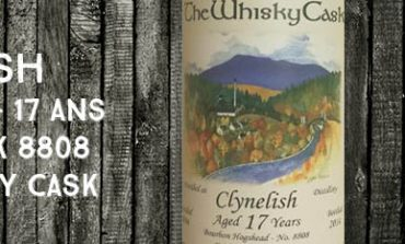 Clynelish - 1996/2014 - 17yo - 54% - Cask 8808 - The Whisky Cask