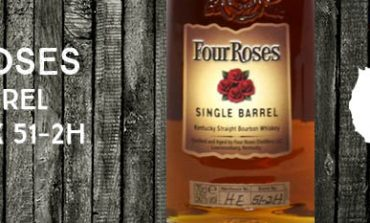 Four Roses - Single Barrel - 50% - Cask 51-2H - OB