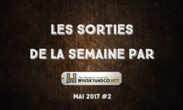 Les sorties de la semaine : mai 2017 #2