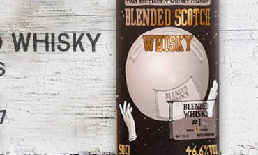 Blended Whisky - #1 - 50yo - 46,6% - That Boutique-Y Whisky Company - 2017