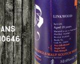 Linkwood – 1997/2016 – 19yo – 52,6% – Cask 10646 – Brachadair