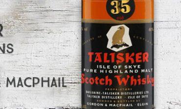 Talisker - 1947 - 35yo - 40% - Gordon & MacPhail - Black Label