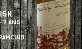 Auchroisk - 2010/2017 - 7yo - 53,5% - Limburg Dramclub