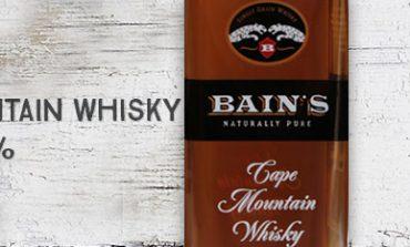 Bain's - Cape Mountain Whisky - 43% - OB - 2009