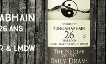 Bunnahabhain - 1987/2013 - 26yo - 60,3% - The Nectar & La Maison Du Whisky - The Nectar of the Daily Drams
