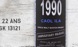 Caol Ila - 1990/2012 - 22yo - 56,3% - Cask 13121 - Archives - Anniversary Release