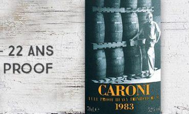 Caroni - 1983/2005 - 22yo - 52% - Full Proof - Heavy Trinidad Rum - Velier - Trinidad & Tobago