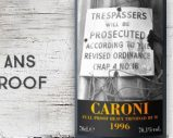 Caroni – 1996/2016 – 20yo – 70,1% – Full Proof – Heavy Trinidad Rum – Velier – Trinidad & Tobago