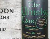 Invergordon – 1973/2017 – 43yo – 50,5% – The Whisky Fair