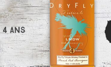 Dry Fly - Triticale - 4yo - French Oak Finish - 60% - OB - for LMDW 60th Anniversary