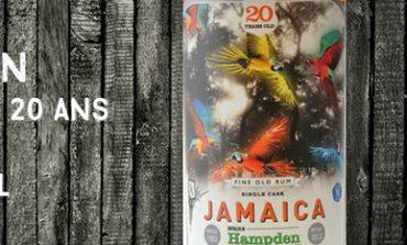 Hampden - 1993/2013 - 20yo - 50% - Silver Seal - Jamaïque
