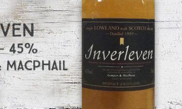 Inverleven - 1989/2003 - 45% - Gordon & MacPhail - for La Maison du Whisky