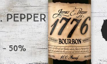 James E. Pepper - 1776 - Bourbon - 100 proof - 50%