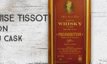 Marie-Louise Tissot - Prohibition - Trousseau cask - 41% - OB