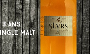 Slyrs - 2008/2011 - 3yo - Bavarian Single Malt - 43% - OB