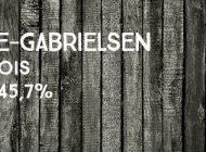 Bache-Gabrielsen - Fins Bois - 1992 - 45,7%