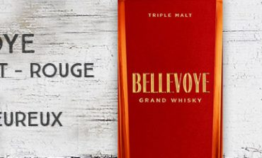 Bellevoye - Triple Malt - Rouge - 43% - Les Bienheureux