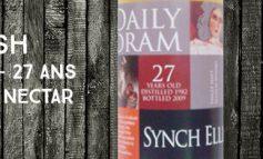 Clynelish - 1982/2009 - 27yo - 46% - The Nectar - Daily Dram - Synch Elli