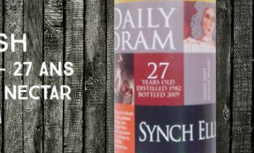 Clynelish - 1982/2009 - 27yo - 46% - The Nectar - Daily Dram - Synch Elli