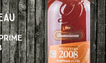 Damoiseau - 2008 - Cuvée subprime - 47,9% - OB - Guadeloupe