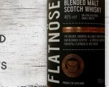 Flatnöse – Lightly peated – Blended malt – 46% – The Islay Boys