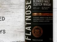 Flatnöse - Lightly peated - Blended malt - 46% - The Islay Boys